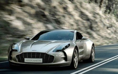 Aston Martin One-77 - Action