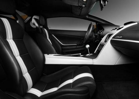 Lamborghini Balboni Interior