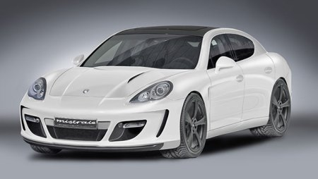 Gemballa Front White
