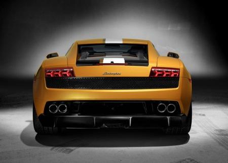 Lamborghini Balboni Rear