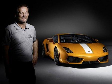 Lamborghini vs Balboni
