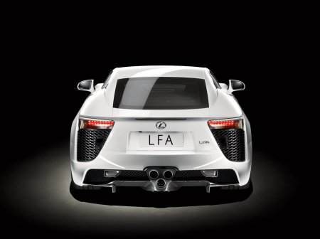 lfa rear