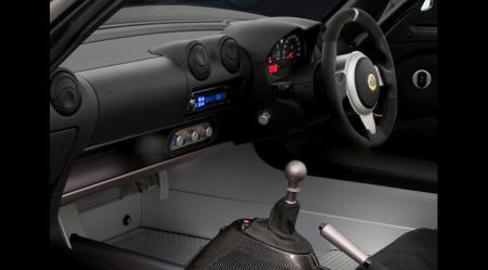 Lotus Exige Scura interior