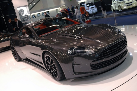mansory cyrus front