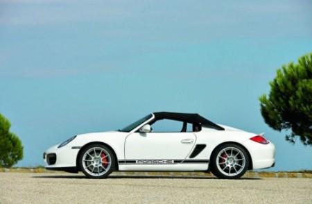 2010 Porsche Boxster Spyder