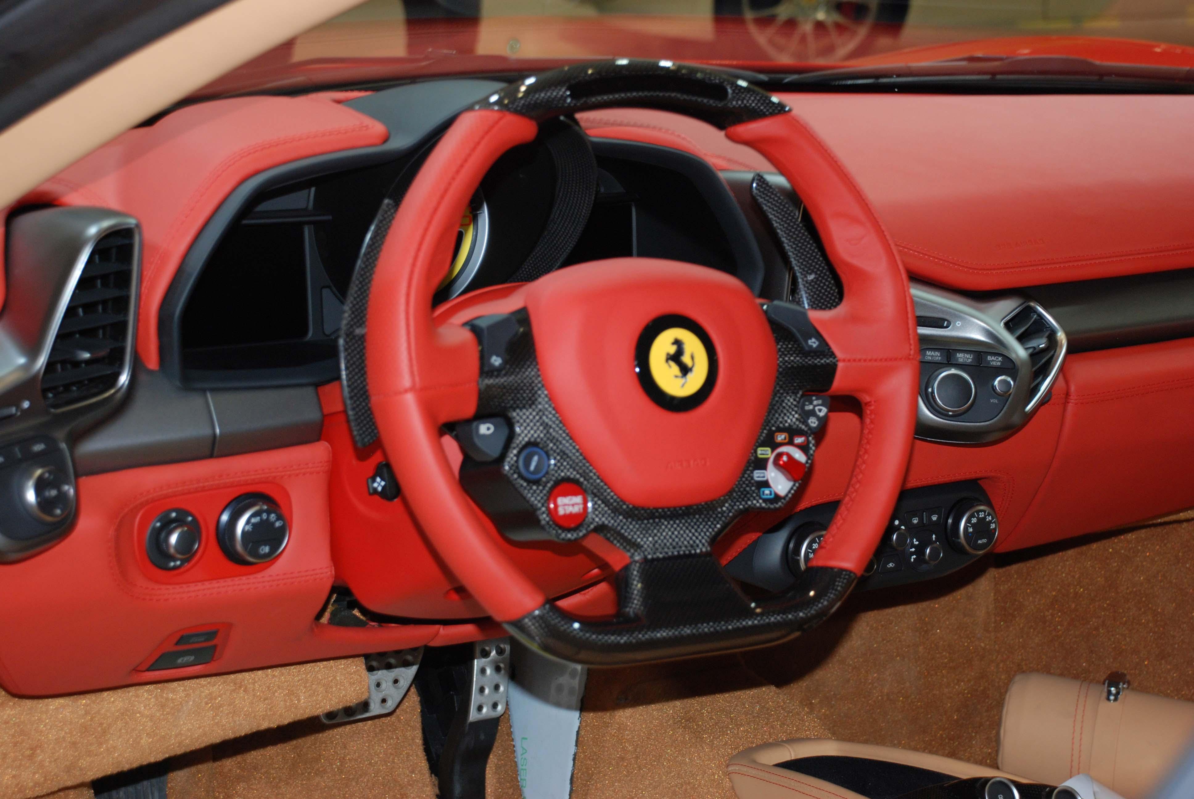 Zayani launch the ferrari 458 italia in kuwait brake banzeen unfortunately vanachro Gallery