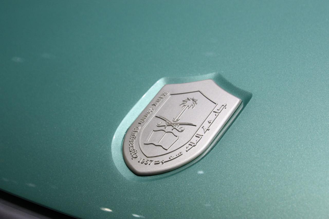 سيارة سُعودِية 2014 غزال تقرير