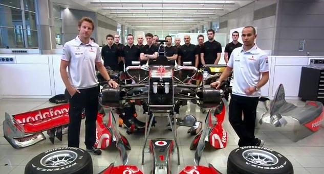 McLaren F1 Team | ke Banzeen!