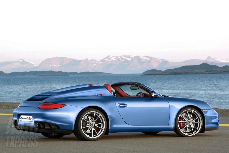 Porsche 911 Speedster | Brake Banzeen!