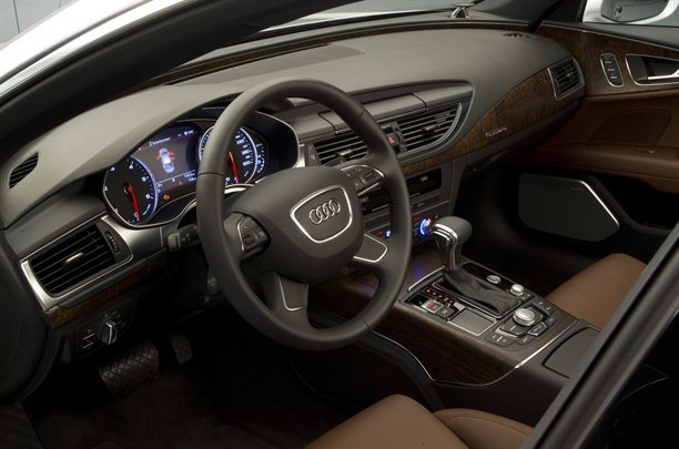 launched audi a7 sportback brake banzeen. Black Bedroom Furniture Sets. Home Design Ideas