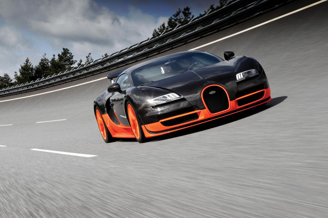 Bugatti veyron ss tires