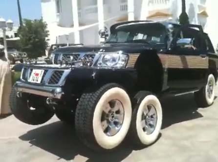 Nissan Patrol Brake Banzeen