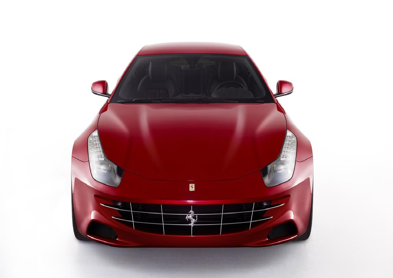 Known as the Ferrari Four,