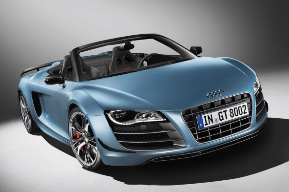 Launched  Audi R8 GT Spyder    Brake Banzeen Wallpaper Blognya Erwin Miradi