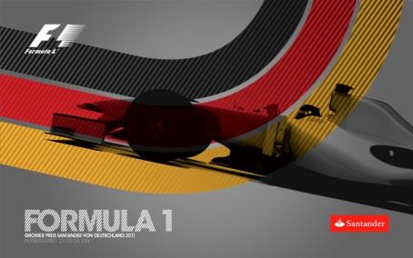 Gran Premio de Alemania / Formula 1 / 2011 / Fox Sports / BBC