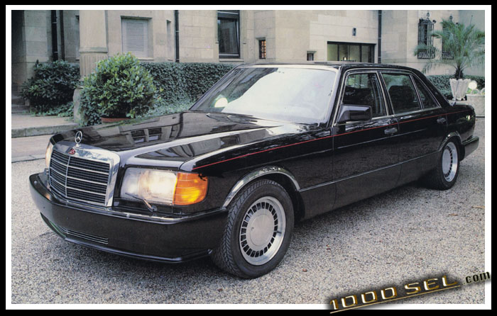 An arab custom mercedes from the 80s say hello to benny s for Mercedes benz 80s