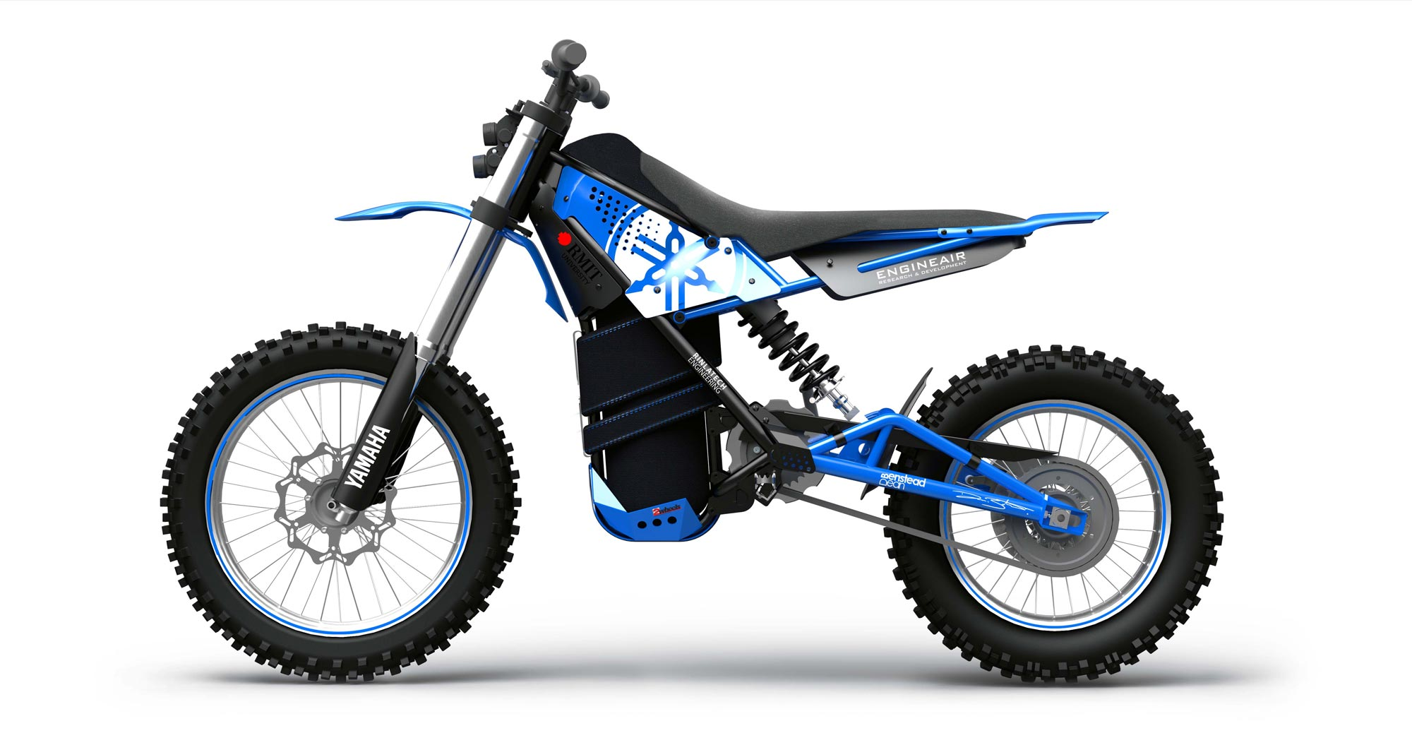 Air Powered Dirt Bikes Close To Reality Brake Banzeen