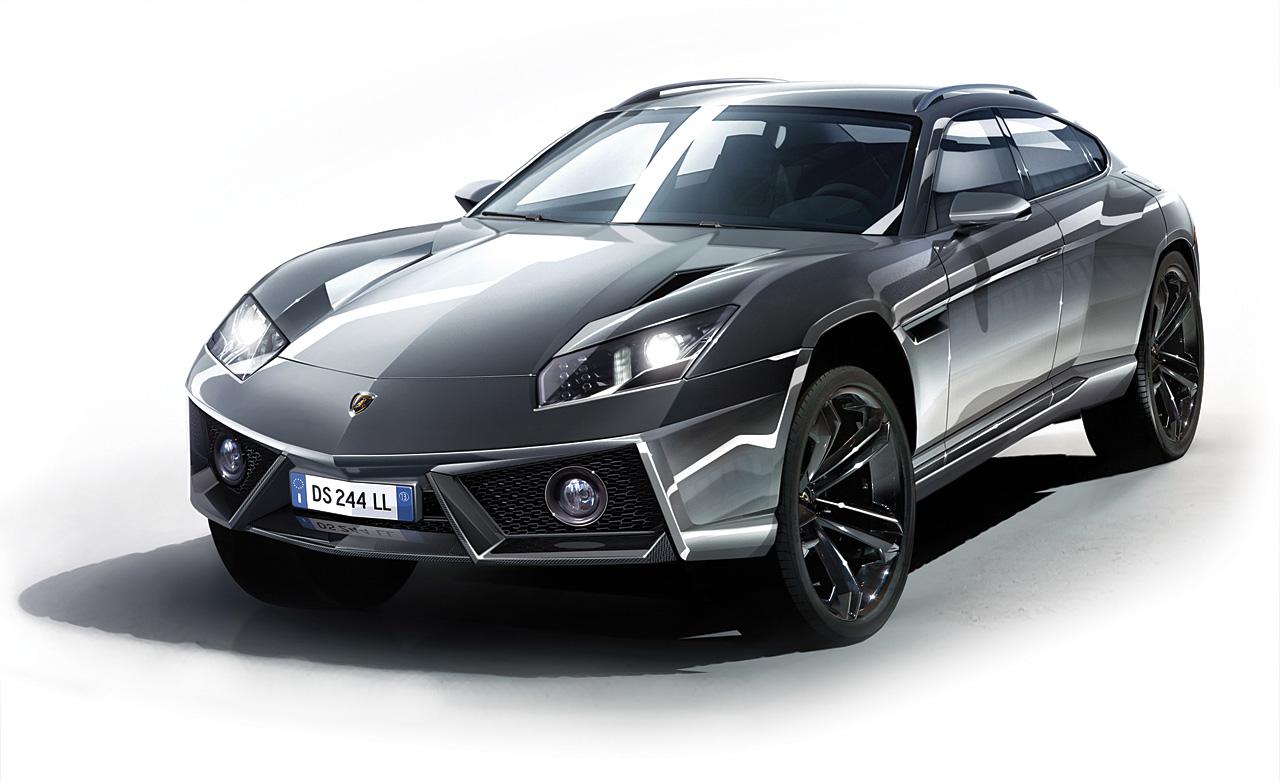 Lamborghini Suv Brake Banzeen