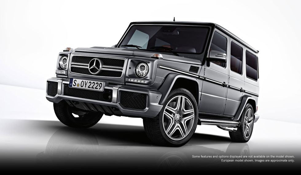 mercedes benz g wagon brake banzeen. Black Bedroom Furniture Sets. Home Design Ideas