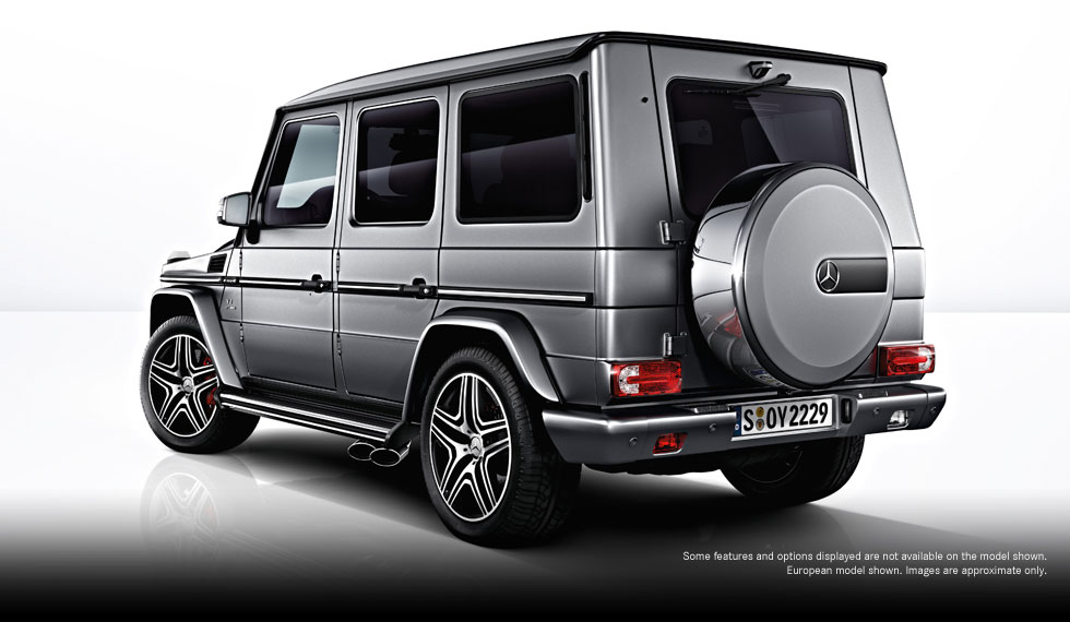 Mercedes benz g wagon brake banzeen for Mercedes benz g wagon v12