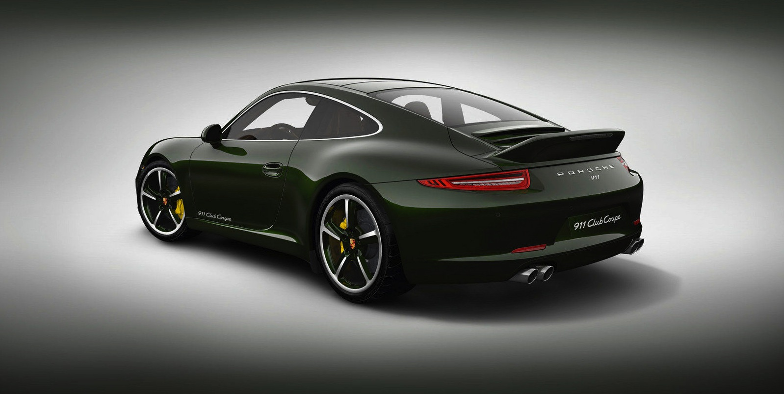 Porsche Honors Its Clubs With The 911 Club Coupe Brake