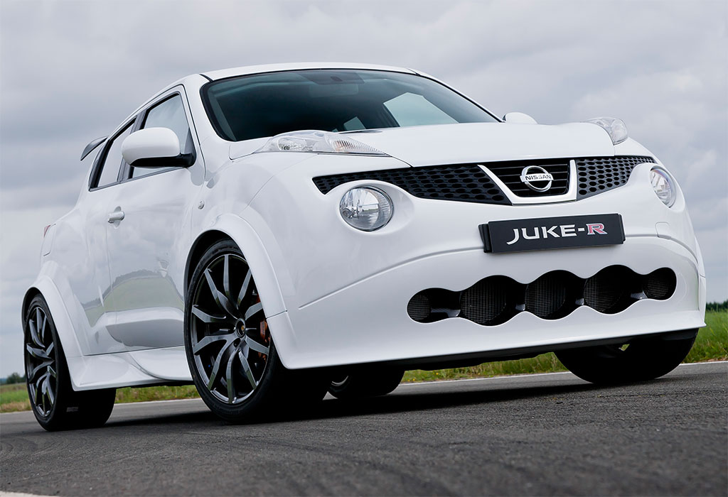 2013 nissan juke r production model finally revealed brake banzeen. Black Bedroom Furniture Sets. Home Design Ideas
