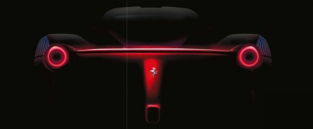 Ferrari-F150-Teaser-Rear