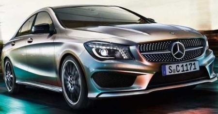 Mercedes-Benz-CLA-Leaked-Front-Left