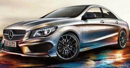 Mercedes-Benz-CLA-Leaked-Front-Right