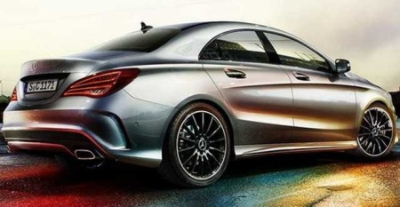 Mercedes-Benz-CLA-Leaked-Rear