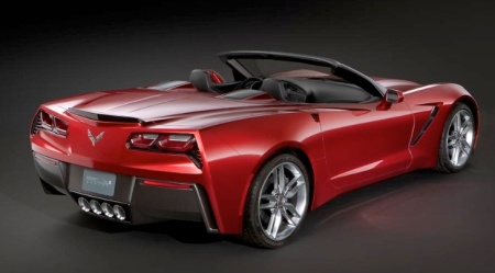 2014-chevrolet-c7-corvette-stingray-convertible-rear