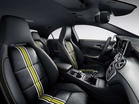 Mercedes-Benz-CLA-Edition-1-Interior