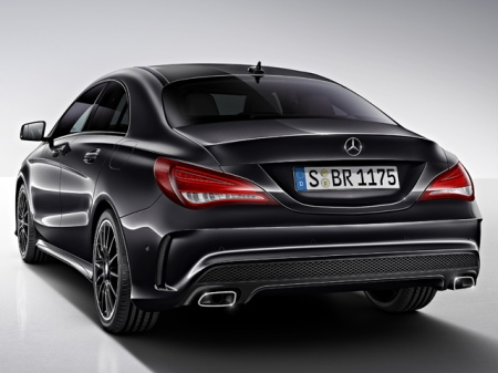Mercedes-Benz-CLA-Edition-1-Rear