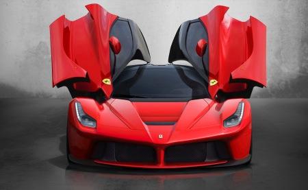 Ferrari-LaFerrari-Front-Doors