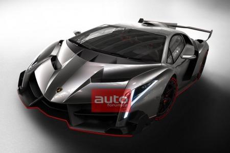 Lamborghini-Veneno-Leaked-Image-Front-Profile