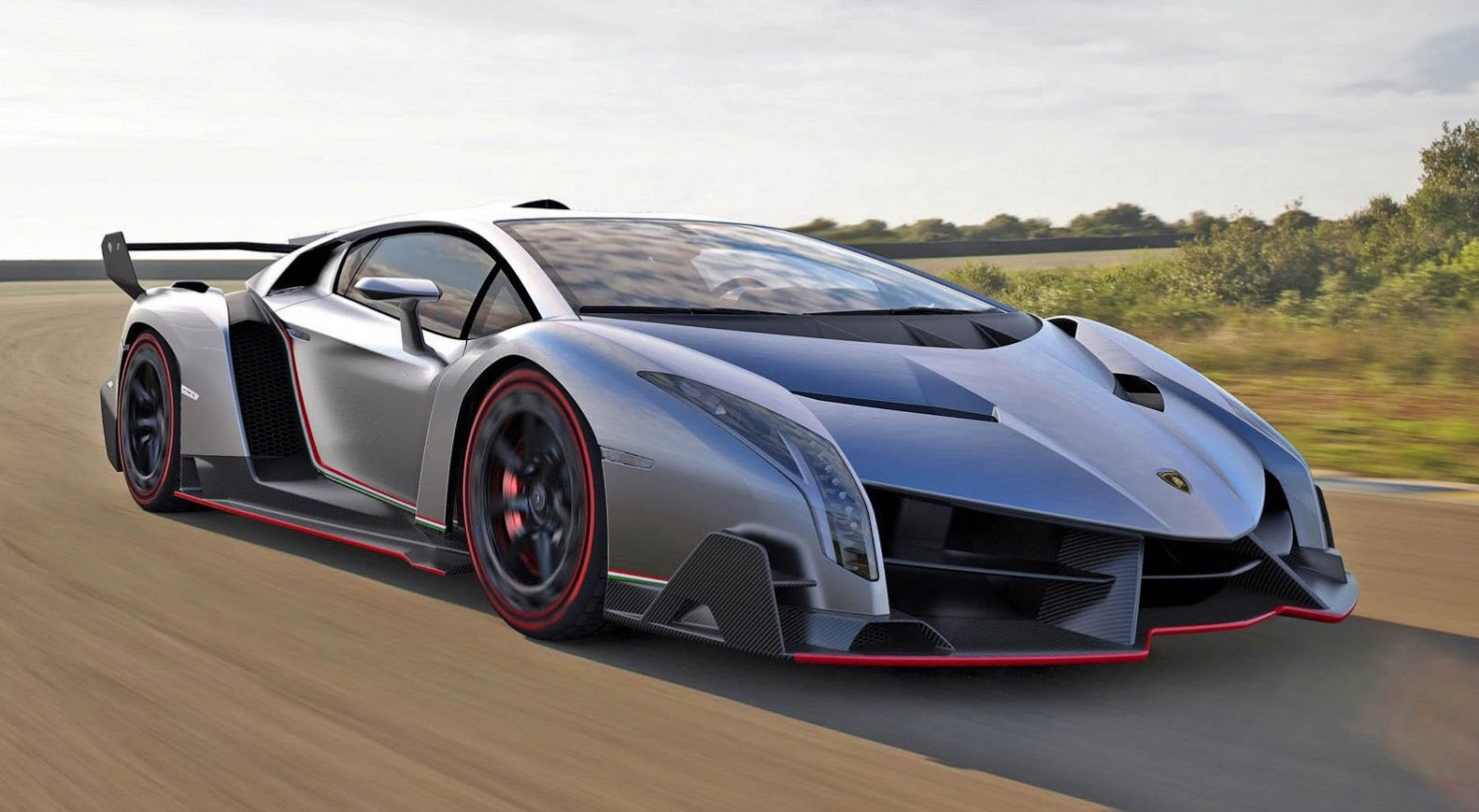 Top 5 Fastest Luxury Cars: Leakage! Lamborghini's New And Very Rare Supercar… The