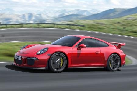 Porsche-911-GT3-991-Side